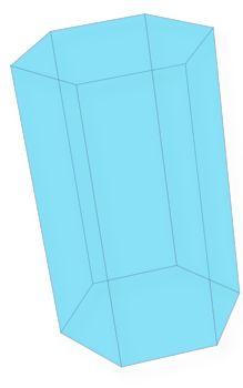 Hexagonal Prism Paper Models