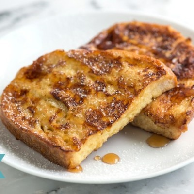 Easy French Toast | Recipe | Perfect French Toast, French Toast ...