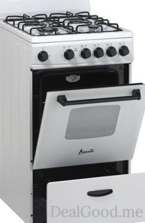 Avanti Model GR2011CW  20 Gas Range