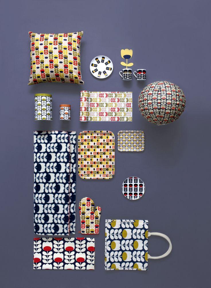 Collection Orla Kiely pour Monoprix