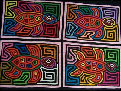 turtle Molas