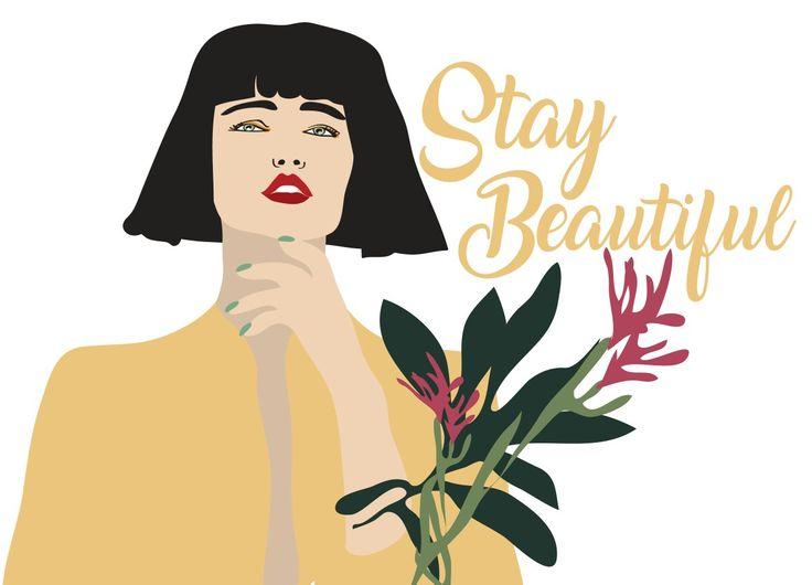 #illustration #digital #flowers