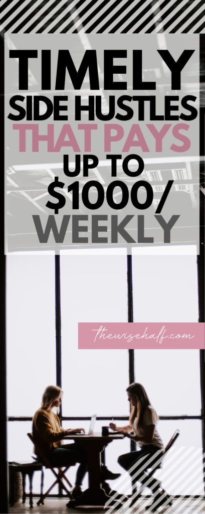 11 Legit Online Jobs That Pay Weekly. Start Workin…