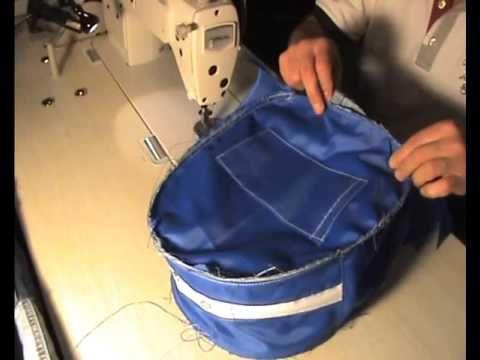 HandMade - Джинсовый рюкзак своими руками