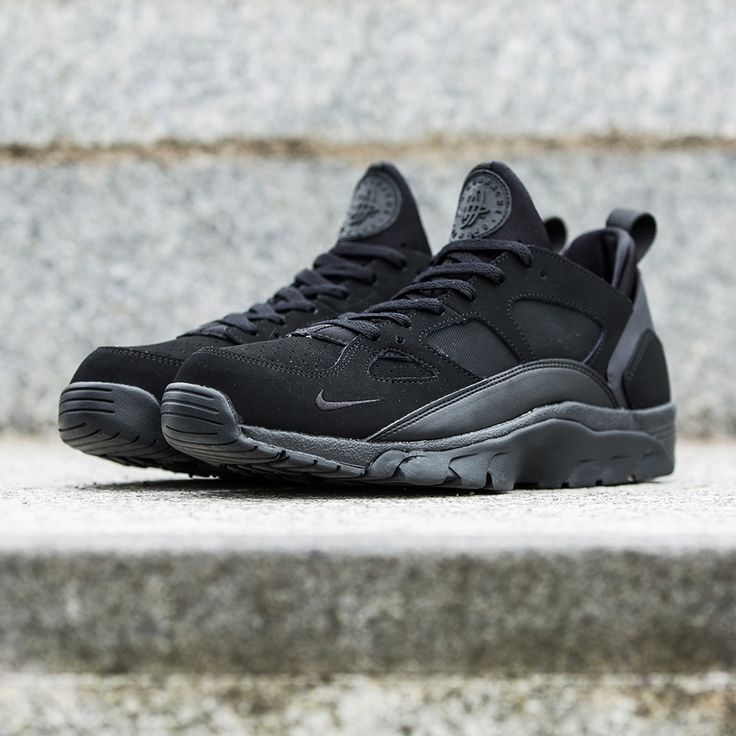 The Nike Air Huarache Low Trainer. ...