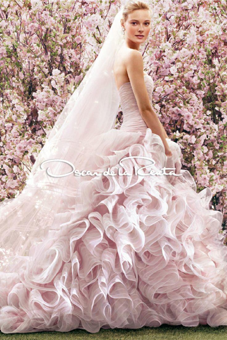 アメリカンクラシックの最高峰!オスカーデラレンタのドレスが圧倒的な存在感♡にて紹介している画像