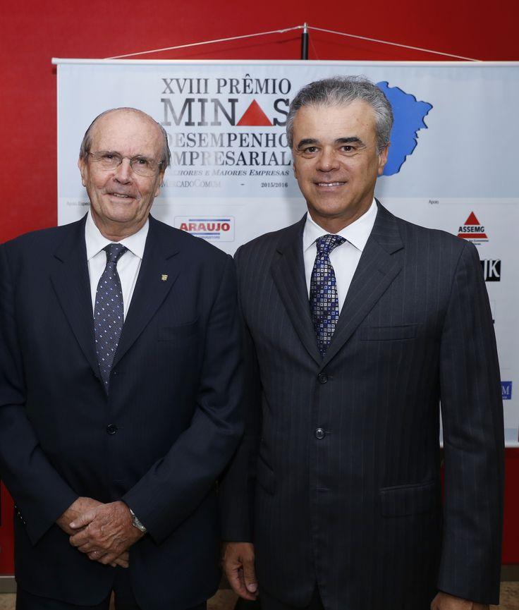 Sérgio Bruno Zeck Coelho e Henrique Salvador