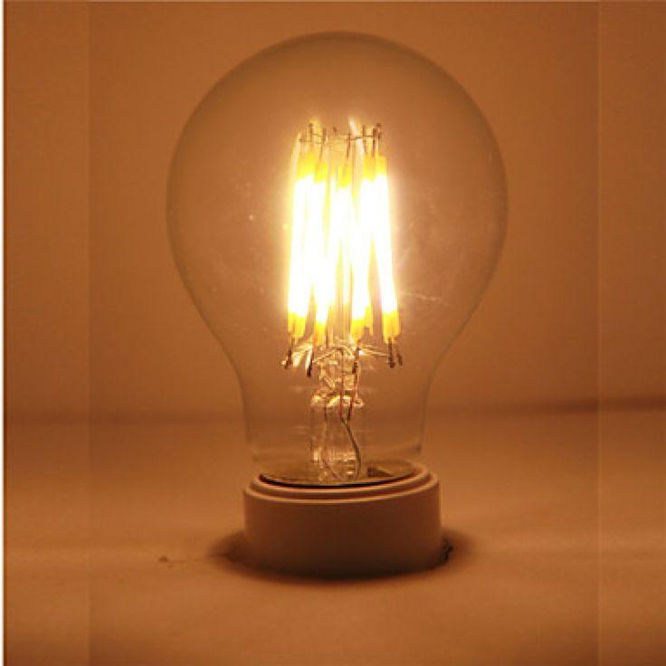 Lampadina Filamento LED 6W A60 E27 Retrò 5