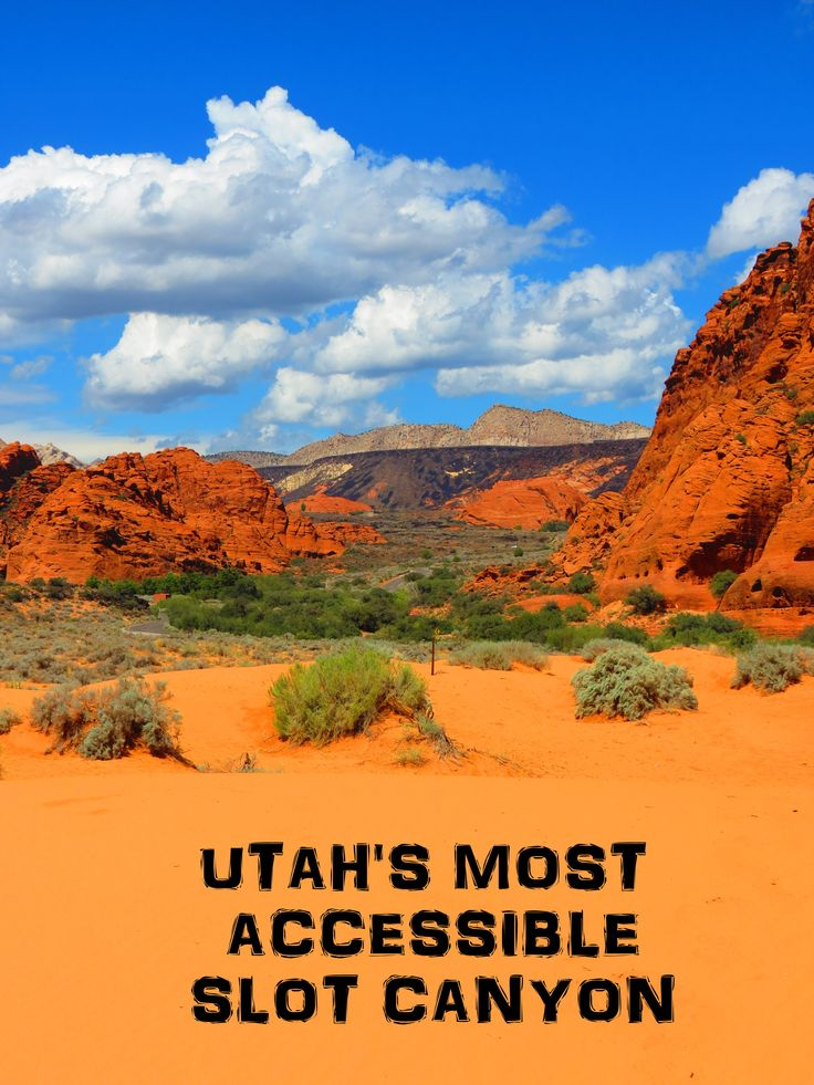 Hiking To Utah S Most Accessible Slot Canyon Find Out