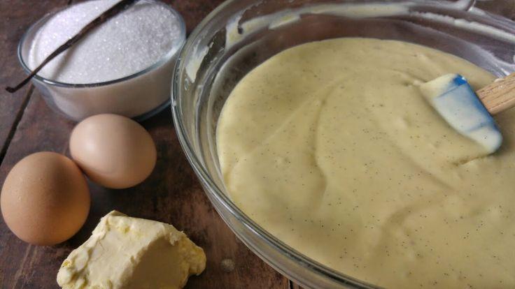 Η πιο ΑΦΡΑΤΗ Κρέμα Ζαχαροπλαστικής - The best Cream Patissier