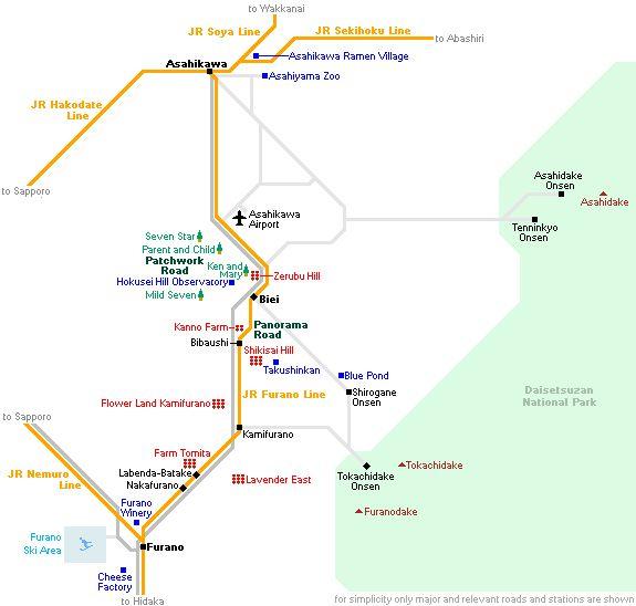 Asahikawa Travel: Asahikawa Ramen