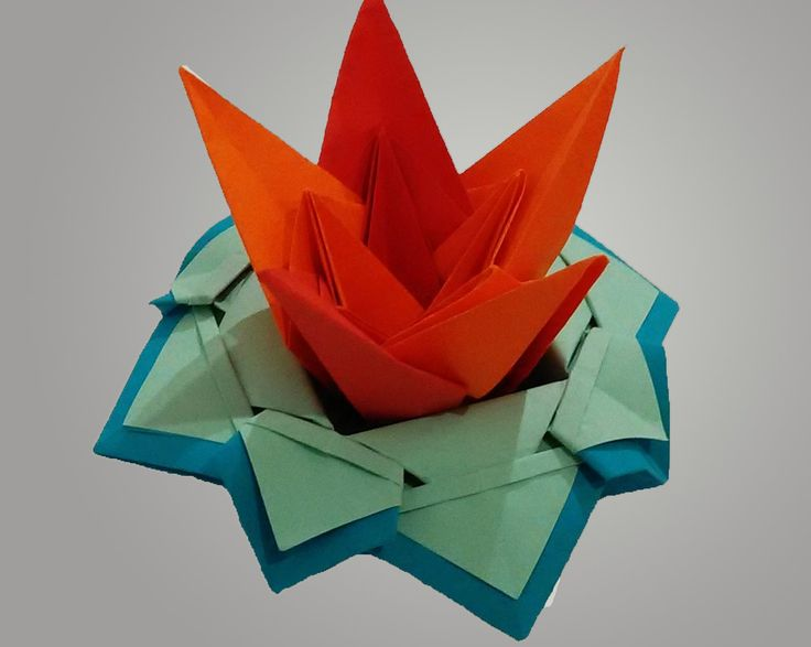 14 best origami baskets and boxes images on pinterest origami ideas for valentines day bouquet of flowers for valentines day i use it as a flower pot especially for small cactuses modular paper basket easy to do mightylinksfo