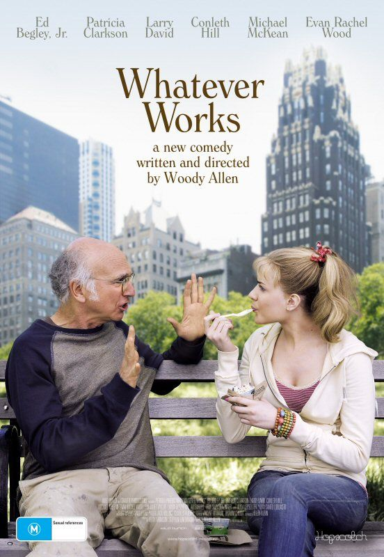 Whatever Works - Woody Allen (2009).