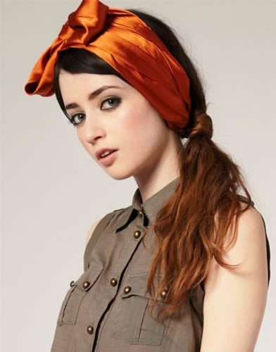 fashion hair accessories trends | Hair and makeup! | Pinterest