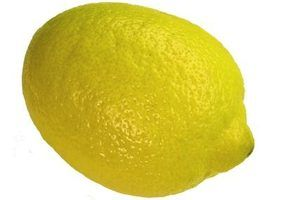 Use fresh or bottled lemon juice in your grout cleaner recipe.