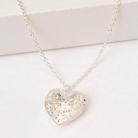 Недавно Женщины Мода Полые Золото Серебро Сердце Подвеска Длинная Цепочка Свитер Ожерелье Ожерелья С Подвеской Для Женщины