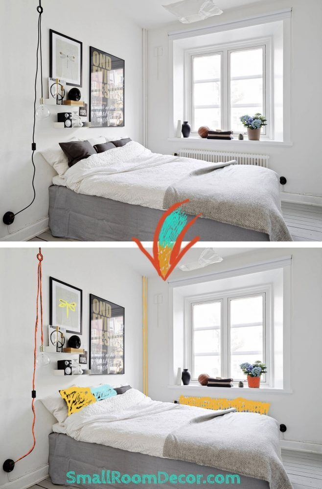 28+ Small bedroom ideas colours cpns 2021