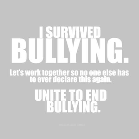 Stop Bullying Quotes 7 Best Stop Bullying Images On Pinterest  Anti Bullying Bullying .