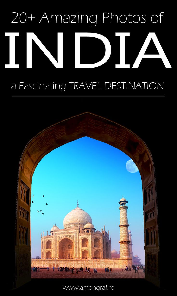 20+ Amazing Photos of India, a Fascinating Travel Destination #culture #travel