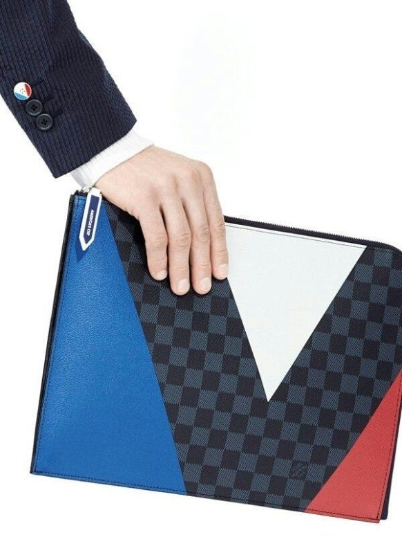 Louis Vuitton 루이비통 2016년 신상 아메리카 다이어 클러치백 가방