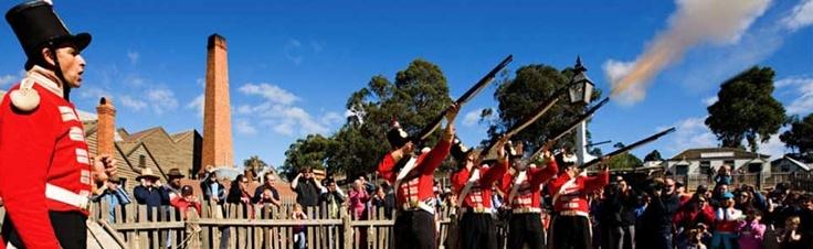 BIG4 Ballarat Goldfields Holiday Park - Sovereign Hill, Ballarat, Victoria