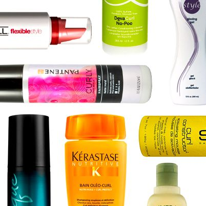 13 Best Products for Curly Hair In a sea of styling aids, these 13 products are tops for helping your curly hair look its best -- whether you wear it natural or straight