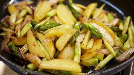 Tim Mälzer » Spargel-Kartoffel-Gemüse