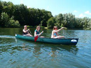 Kano / Waterfietsen verhuur Zeeland - Kanoa Outdoor & Events - Zeeland