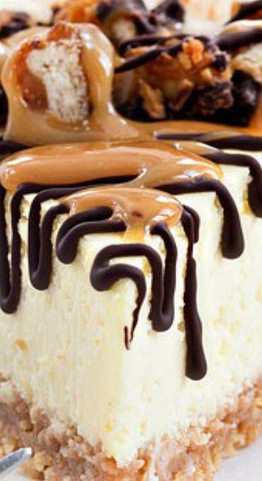 Samoa Cheesecake