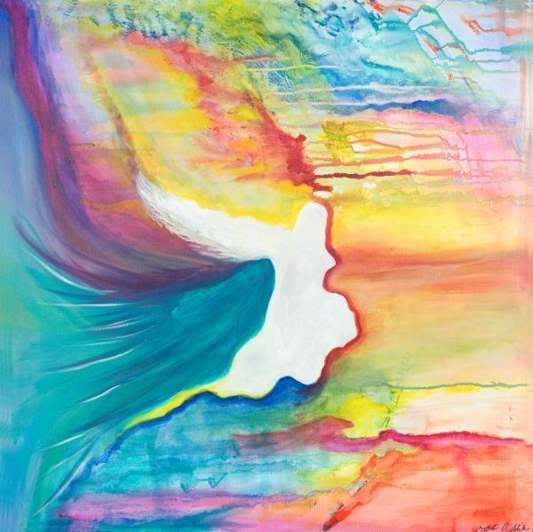 Invoke the Angels Through Colour, Kyle Gray