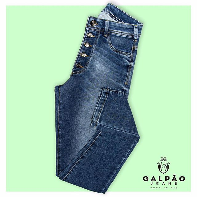 Paixão por Hot Pants! 💛 #galpaojeans #usegalpao #galpaolovers #calca #hotpants #jeans #denim #love #fashion #style #summer #verao #ontheroad