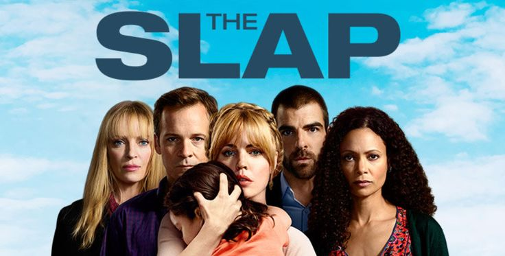 An art called: The Slap (US) #theslap #tvseries #anartcalled #review