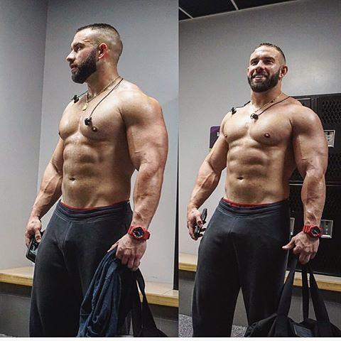 Police Fitness Bourst M Bourstt Instagram Photos