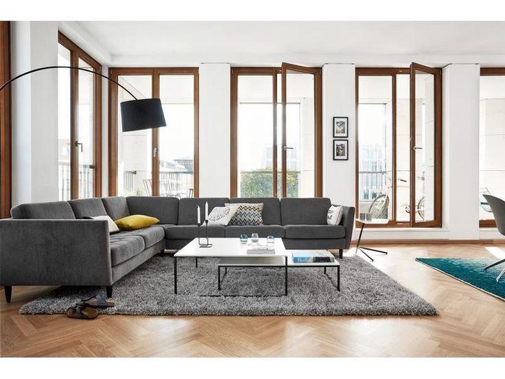 Osaka - grey designer lounge suite Sydney