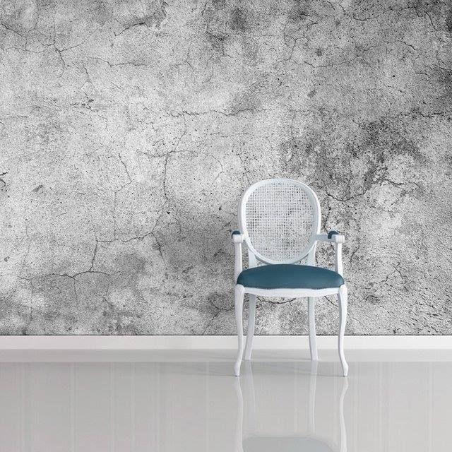 Urban Concrete Wallpaper by Watts London