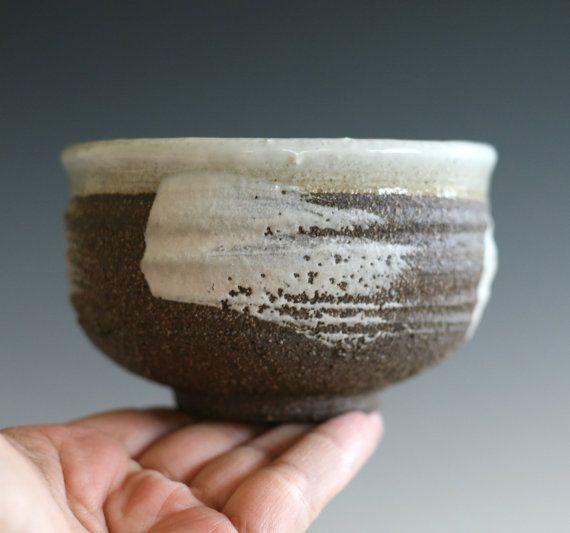 Matcha Chawan, Tea Bowl, handmade ceramic tea cup, handmade pottery