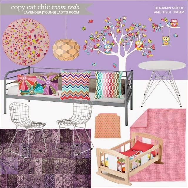 1000+ Ideas About Lavender Girls Bedrooms On Pinterest