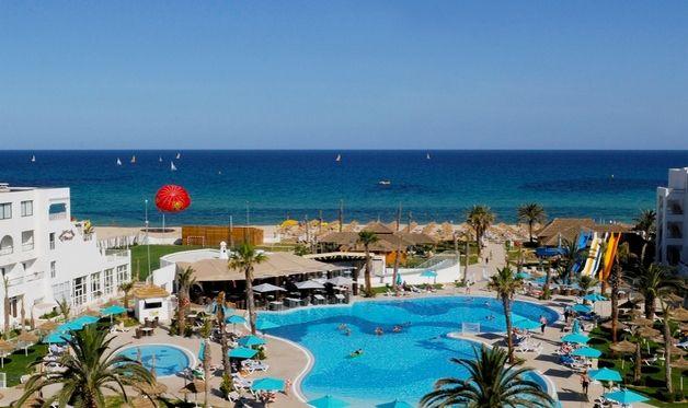 Hôtel Vincci Nozha Beach 4* Hammamet en Tunisie Lastminute