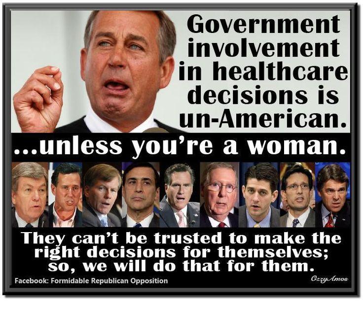 Were the Republicans Hypocrites?