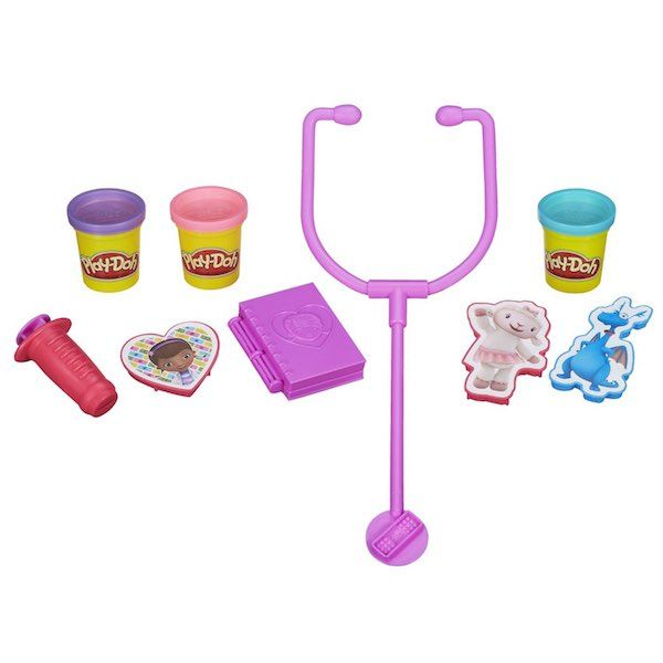 Check out this Amazon Deal! Get this Play-Doh Doctor Kit Featuring Doc McStuffins for only $2.98! Normally $11.99! If your kids love Play-Doh or Doc McStuffins, grab this deal now! Don't miss out! This item is an add-on item and ships with an order of $25.00 or more. Only items shipped by Amazon count towards …