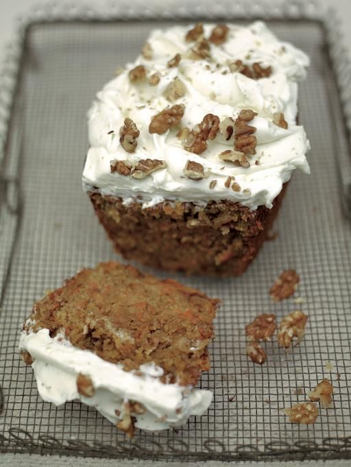 Carrot Cake | Vegetables Recipes | Jamie Oliver Recipes