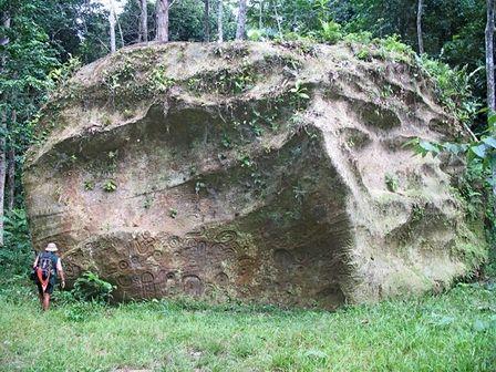 La roccia di Jim ...