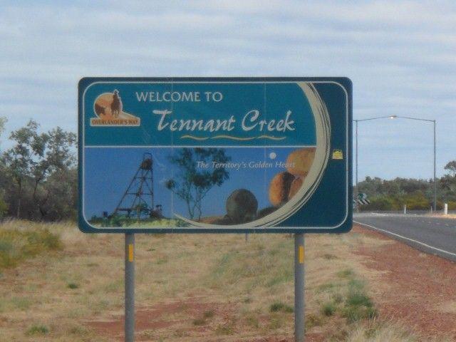 tennets creek northern territory