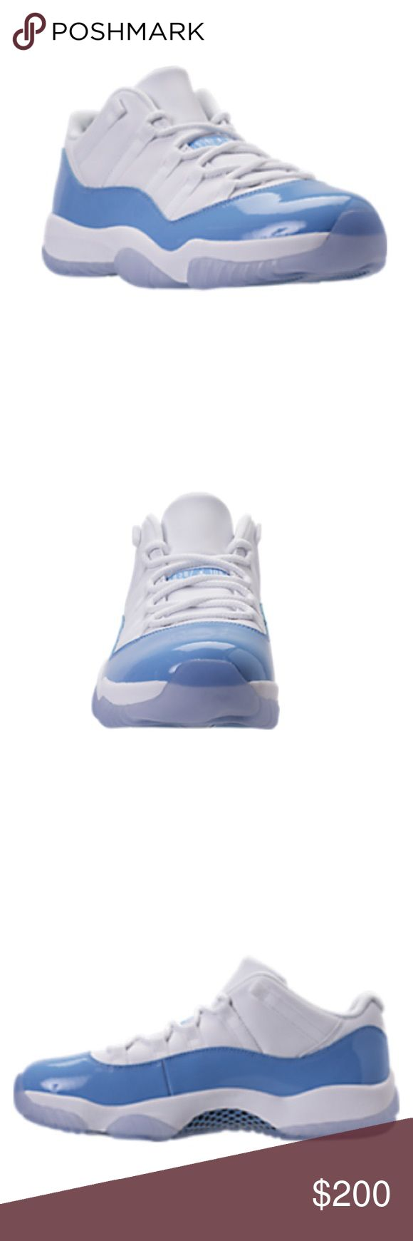 Men's Air Jordan Retro 11 Low Basketball Shoes comes with box, bought from footlocker, only worn once, willing to negotiate, & best offer! Jordan Shoes Athletic Shoes