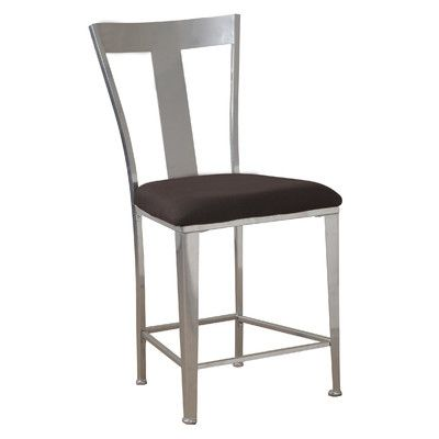 "Powell Furniture 20"" Bar Stool with Cushion"