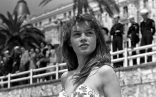 Brigitte Bardot at Cannes, 1953: Brigittebardotcannes1953 5, Bridget Bardot, Beauty, Young Brigitte, Photo, People, Brigitte Bardot