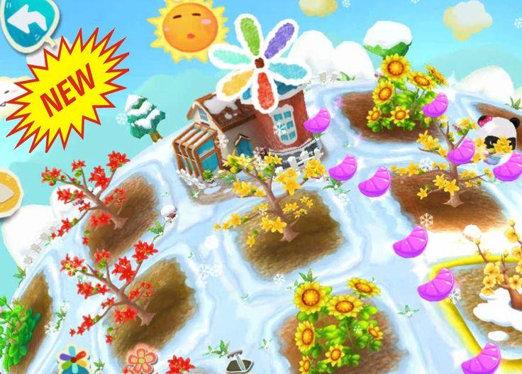 Baby Panda's Flower Garden - Four Seasons Winter Garden Care Preschooler...