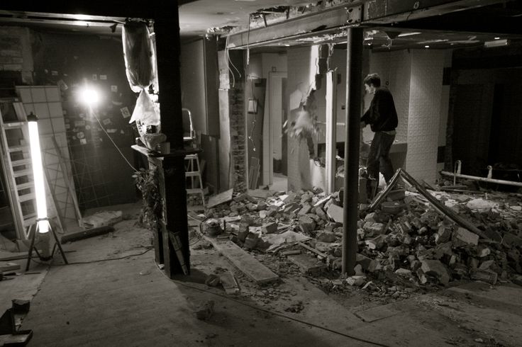 The Boileroom - Refurbishment