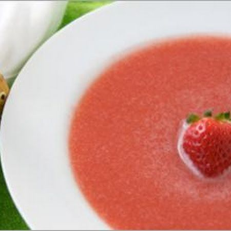 chilled watermelon soup watermelon soup chilled soup soup recipes ...