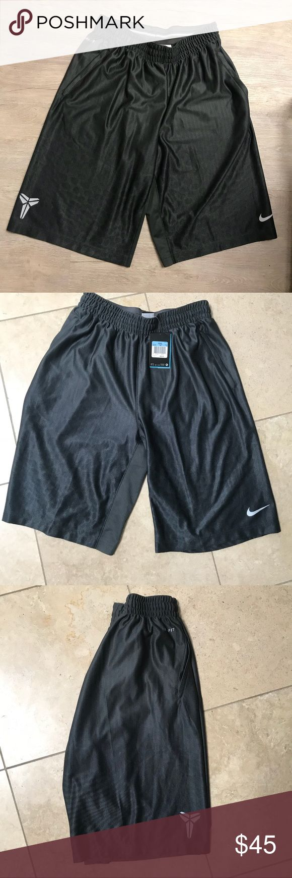 NWT 🏀NIKE KOBE BASKETBALL SHORTS SIZE MEDIUM BRAND NEW NIKE KOBE BASKETBALL SHORTS MENS SIZE MEDIUM 🎁 ships same or next day from my smoke free home.   PRICE is FIRM, offers will be considered through the offer button only. Bundle items to save. ✨   Checkout all my NIKE listings. ⚡️100% authentic Nike product purchased directly from NIKE 🎁 Nike Shorts Athletic